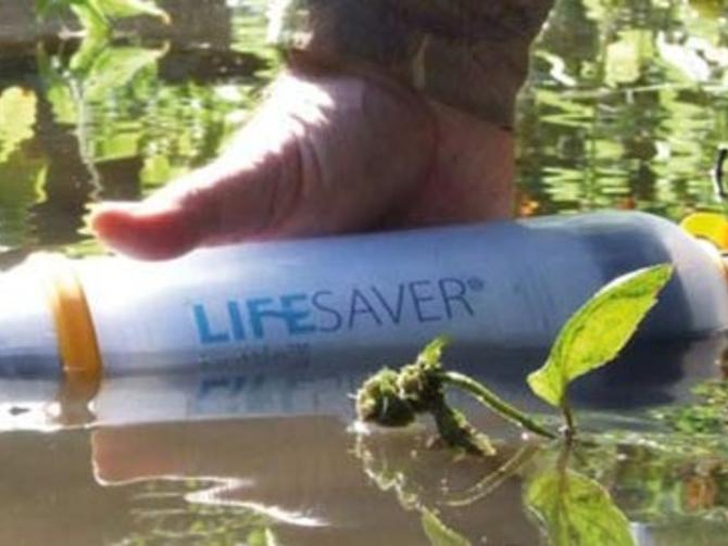 Lifesaver Bottle Review - Great Design, Poor Quality