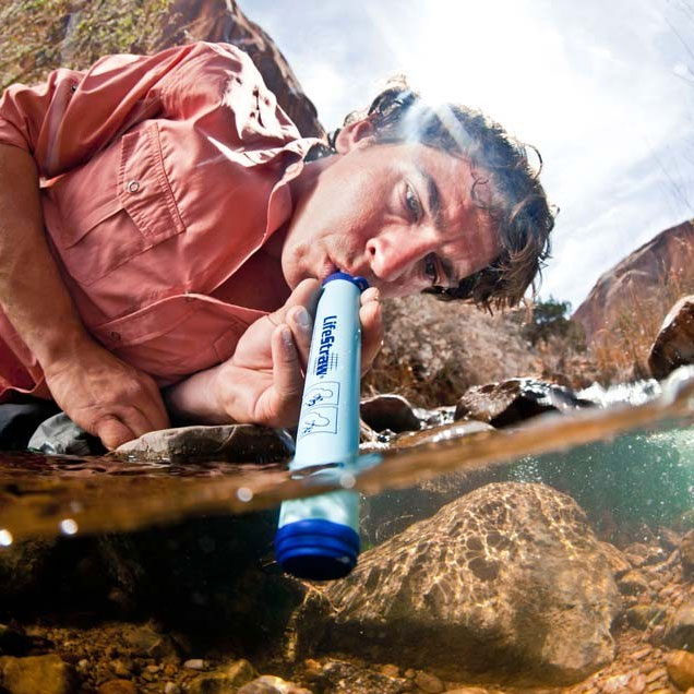 7efd0abd40 LifeStraw Review - Straw Type Water Filter