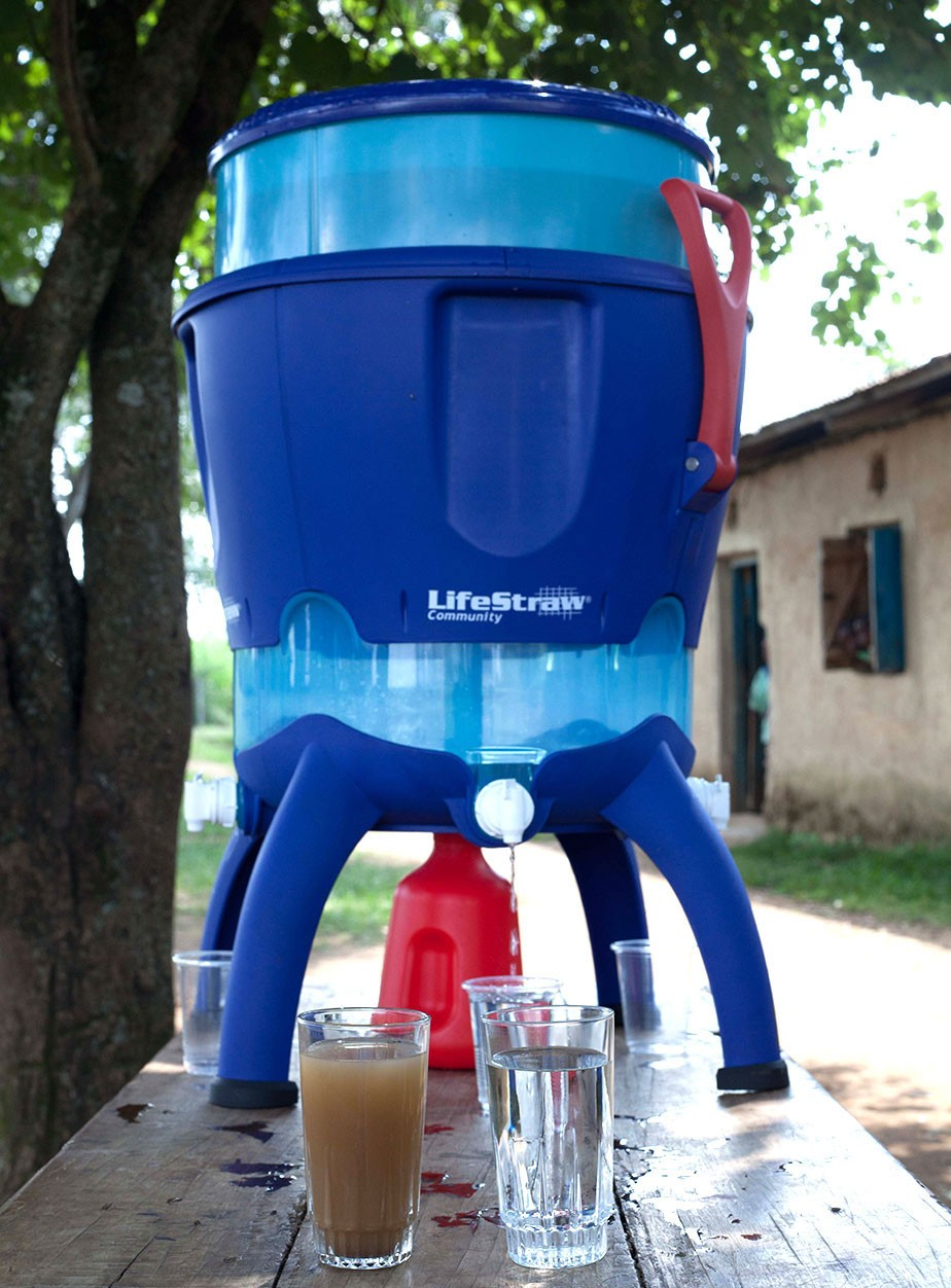 lifestraw-community-water-filter