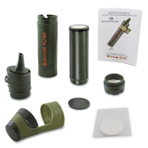 Survivor Filter Parts