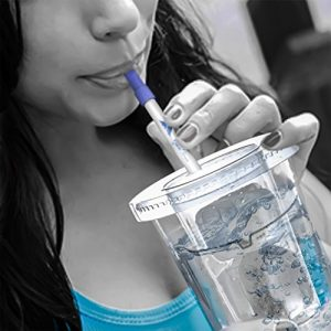 Glacial Stream Water Filter is Small and Discreet - Use it Anywhere
